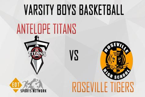 LIVESTREAM: Tigers look to complete season sweep of Antelope Titans