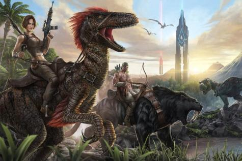 GAMIN' WITH GABE: 'Ark: Survival Evolved' boasts a myriad of weapons, enemies and options