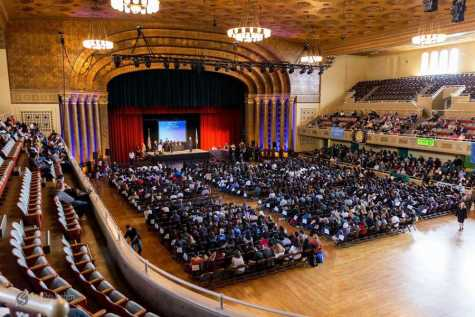 Senior wins gold at state Academic Decathlon competition
