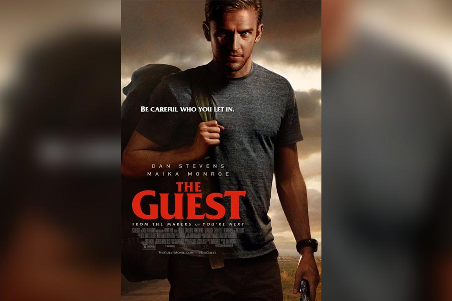 MOVIE OF THE WEEK: The Guest thrills with manic action and mysterious story