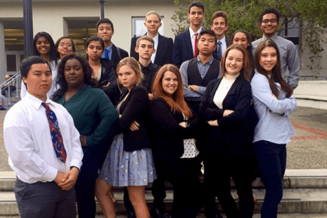 Model United Nations team to participate in second competition