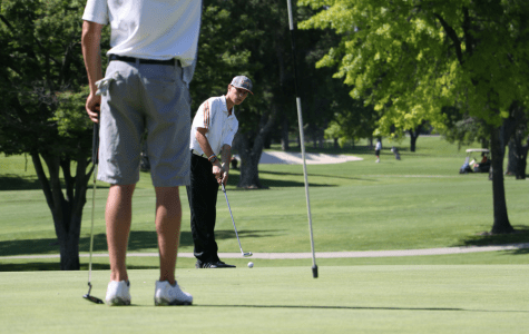 GOLF: Varsity Tigers lose second league matchup against Whitney