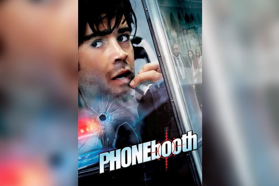 MOVIE OF THE WEEK: Phonebooth succeeds with tense contained suspense