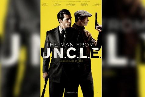 MOVIE OF THE WEEK: 'The Man From U.N.C.L.E.' gives a fresh take on a classic spy series