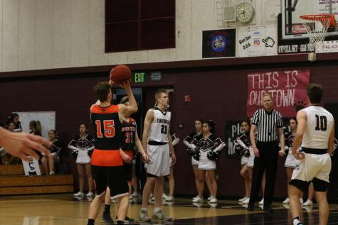 Boys Basketball falls to Whitney