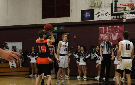 Boys Basketball falls to Whitney