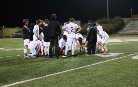 Boys soccer season comes to an end