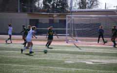 Varsity girls soccer loses to River City, secures seventh seed regional spot