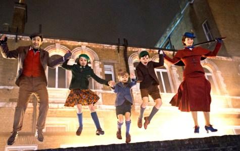 """Mary Poppins Returns"" brings back childhood nostalgia in trailer"