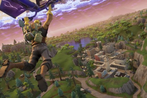 """Fortnite"" takes world by storm"
