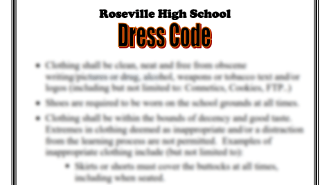 Students write letter, ask admin for dress code clarification