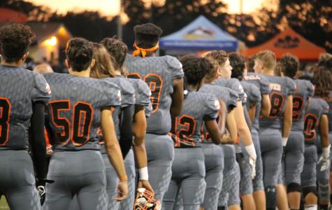 GALLERY: Varsity football falls to River Valley Falcons