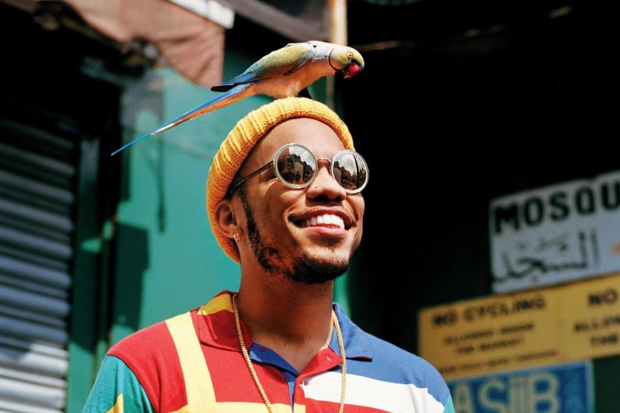 Anderson Paak's Oxnard hits home