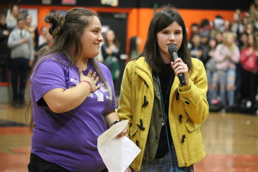 GALLERY: Students compete in Clash of the Classes rally