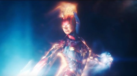 Captain Marvel looks to be incredible