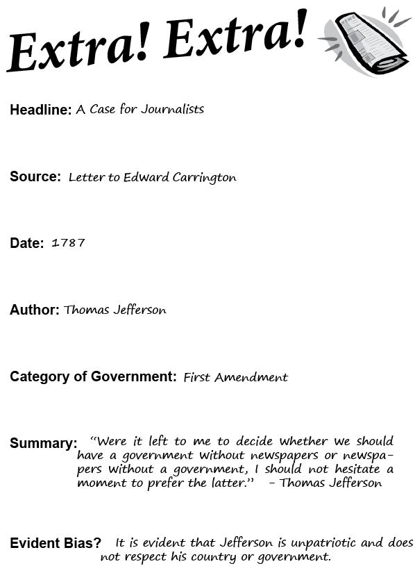 MEDRANO: Breeding distrust of journalism dangerous