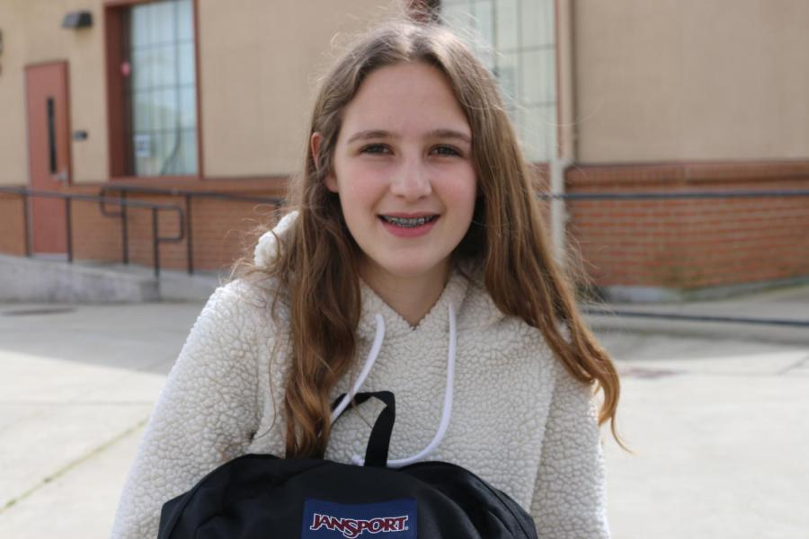 HUMANS OF RHS: Hannah Bettencourt