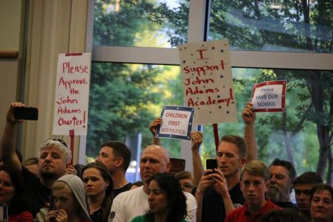 RJUHSD Board of Trustees votes to approve John Adams Academy Petition