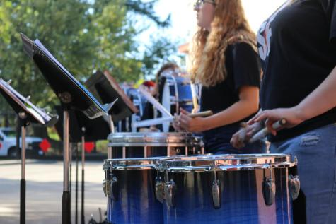 Band program changes key under new instructor