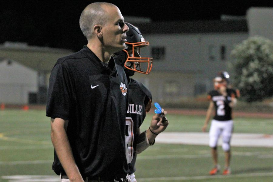 Roseville hires new varsity football coach