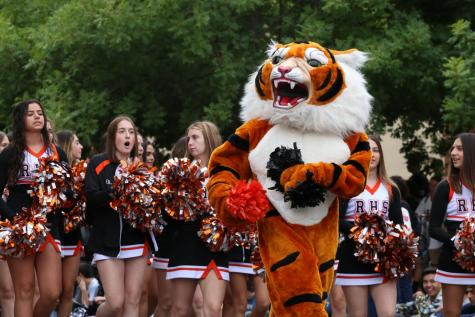 GALLERY: RHS kicks off Homecoming weekend with annual parade