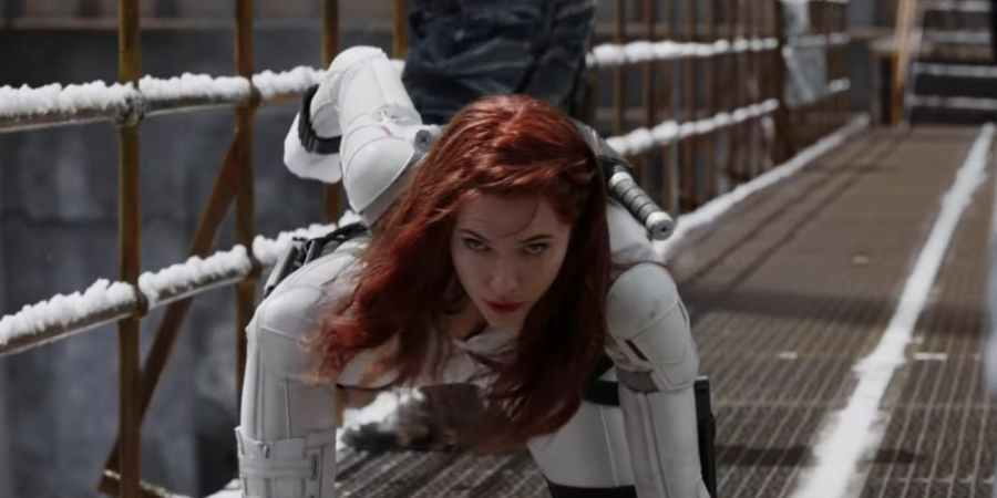TRAILER WATCH: Black Widow is nothing special