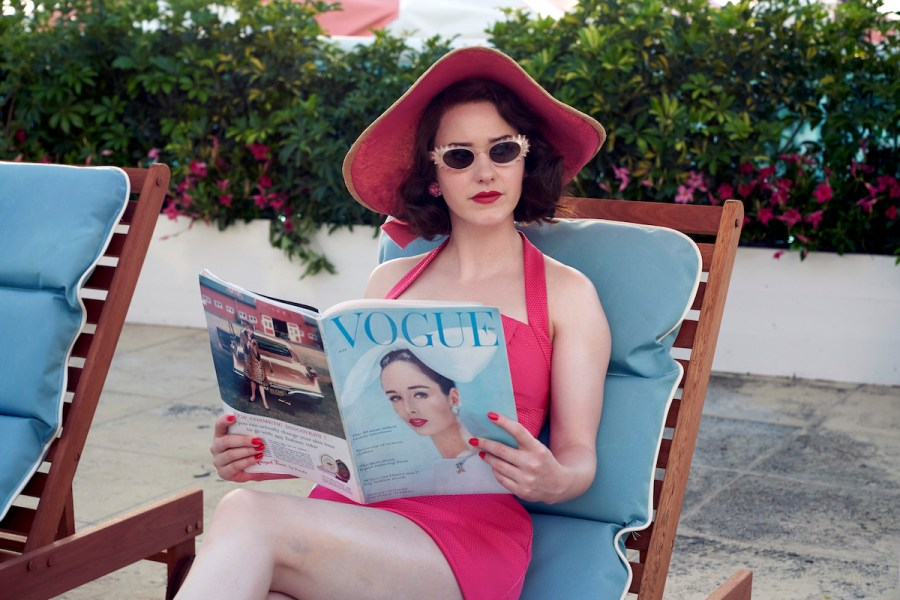 Season three of Marvelous Mrs. Maisel, although charming, feels rushed