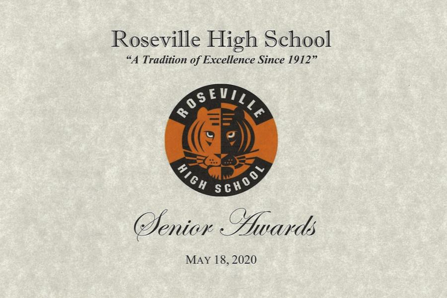 May 18: Senior awards night
