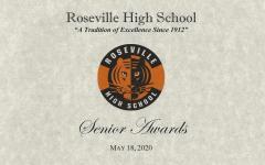 May 18: Senior awards night