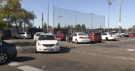RHS Parking Debacle
