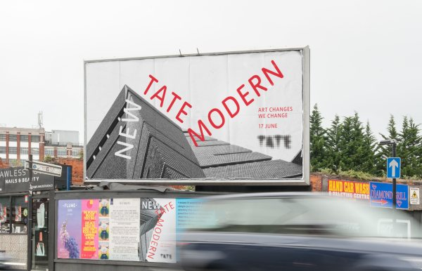 Tate Galleries Graphic Design Face Lifteye