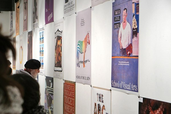 Posters Underground Elevate School Of Visual