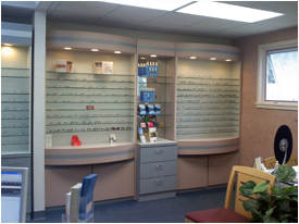 EyeOne Optical Shop