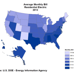 And Electric Ae86 Ecu Wiring Diagram Average Monthly Electrical Bill By State Updated Data Eye On Housing Variation In The Is Function Of Consumption Pricing For Which Eia Also Provides Estimates Government