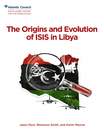 Origins and Evolution of ISIS in Libya Cover