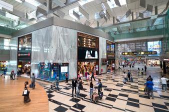 Photo taken from Changi Airport Facebook