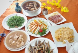 Photo captured from Mou Yuan Restaurant's Facebook