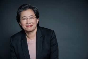 AMD President & CEO Dr Lisa Su