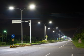 Xuejia-Dist-Tainan-City-taiwan-led-street-light-leadray