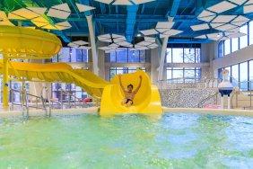 金色水樂園 室內按摩水療區