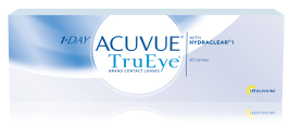 Acuvue 1-Day TruEye Contact Lenses