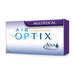 Air Optix Multifocal Contact Lenses