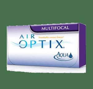 Air Optix Multifocal Contact Lenses