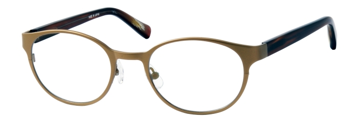 Portland Eyeglasses Devon Gold