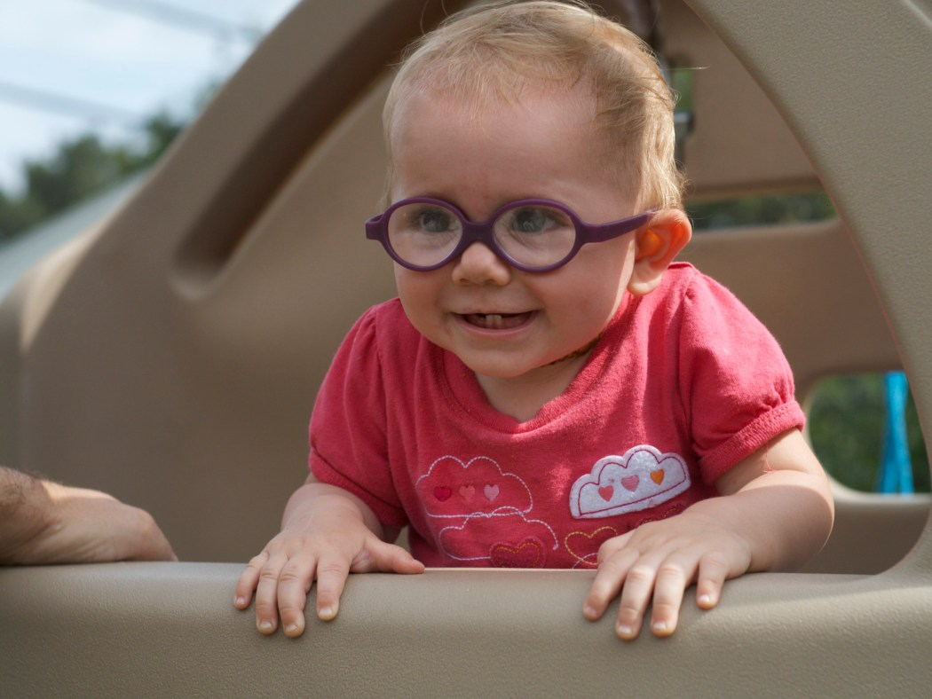 25fa1044788 We went through a different sort of grieving process when my daughter got  glasses