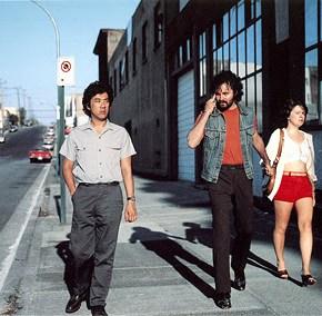 Jeff Wall at MoMA