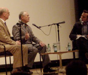 Gilbert AND George at the New School, 5/9