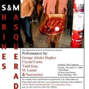 S & M Performance, NYU