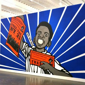 Emory Douglas: Black Panther @ the New Museum