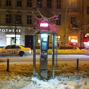 BERLIN: Gedanken bei Nacht
